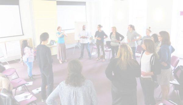 Speaking event activity circle