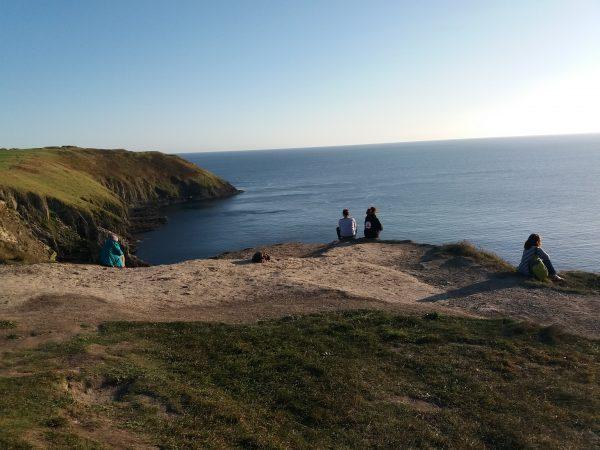 Shows the Wild Atlantic Way Kinsale retreat location